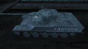 Шкурка для AMX 50 100 for World Of Tanks miniature 2