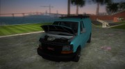 GMC Savanna for GTA Vice City miniature 5