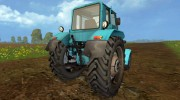 МТЗ 82 Small Kabin для Farming Simulator 2015 миниатюра 3