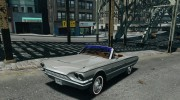 Ford Thunderbird Light Custom 1964-1965 v1.0 for GTA 4 miniature 1