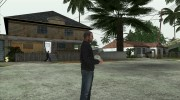 Johnny Klebitz From GTA V (With normal head) for GTA San Andreas miniature 3