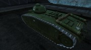Шкурка для B1 for World Of Tanks miniature 3