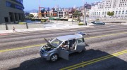Dodge Grand Caravan SXT 2008 for GTA 5 miniature 7