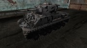 Шкурка для M4A3E8 Sherman for World Of Tanks miniature 1