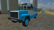 КАвЗ 3976 для Farming Simulator 2013 миниатюра 1