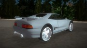 Toyota MR2 MKII for GTA Vice City miniature 3