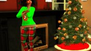 Christmas Fun Set for Sims 4 miniature 3