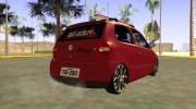 Volkswagen Fox for GTA San Andreas miniature 6