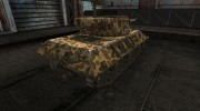 шкурка для M36 Slugger №19 for World Of Tanks miniature 4