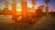 DAF XF 530 2002 Army for GTA Vice City miniature 3