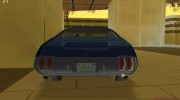 Oldsmobile 442 1970 for GTA Vice City miniature 5