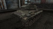 Шкурка для M24 Chaffee для World Of Tanks миниатюра 4