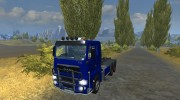MAN TGX HKL with container v 5.0 Rost for Farming Simulator 2013 miniature 7