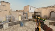 CrossFire Glock-18 Герой for Counter Strike 1.6 miniature 5