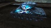 Шкурка для M4A3E8 Sherman TouHou for World Of Tanks miniature 2