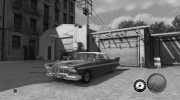 Plymouth Belvedere Sport Sedan 1957 for Mafia II miniature 7
