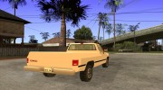 GMC Sierra 2500 for GTA San Andreas miniature 4