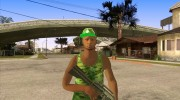 Army GTA Online Style for GTA San Andreas miniature 1
