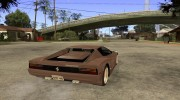 Ferarri Testarossa 1991 for GTA San Andreas miniature 4