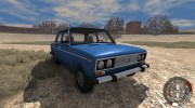 ВАЗ 2106 for BeamNG.Drive miniature 5