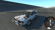 Audi Sport Quattro B2 1984 for BeamNG.Drive miniature 1