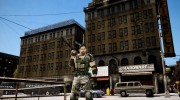 Chris from Resident Evil 5 for GTA 4 miniature 1