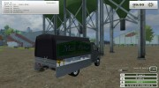 ГАЗ 3302 Multifruit для Farming Simulator 2013 миниатюра 7