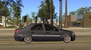 Fiat Siena for GTA San Andreas miniature 4