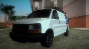 GMC Savanna Top Fun for GTA Vice City miniature 1