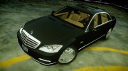 2011 Mercedes-Benz S600L for GTA 4 miniature 5
