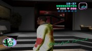 Zombie Franklin V.2.1 for GTA Vice City miniature 3