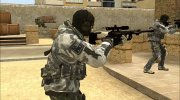 Ghost snow from COD MW2 for Counter-Strike Source miniature 3