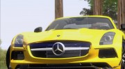 Mercedes-Benz SLS AMG Black Series 2013 для GTA San Andreas миниатюра 25
