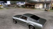Ford Mustang 1967 for GTA San Andreas miniature 3