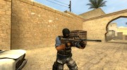 Six-colour desert steyr aug for Counter-Strike Source miniature 4
