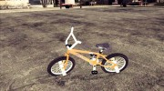 K2B Ghetto BMX 2.0 for GTA San Andreas miniature 1