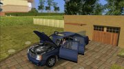 2002 Cadillac Escalde EXT (VC Style) for GTA Vice City miniature 4