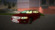 Audi A8 4.2 Quattro for GTA Vice City miniature 1