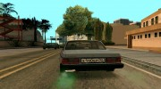 Volvo 242 InterCooler Turbo для GTA San Andreas миниатюра 5