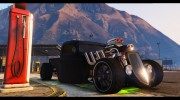 1936 Ford Pickup Hotrod Style for GTA 5 miniature 6