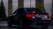 Audi A4 2017 v1.1 for GTA 5 miniature 4