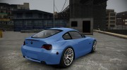 BMW Z4-M Coupe for GTA 4 miniature 2
