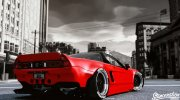 Honda NSX Rocket Bunny for GTA 5 miniature 3