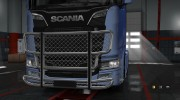 Scania S - R New Tuning Accessories (SCS) for Euro Truck Simulator 2 miniature 29