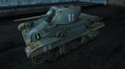 Шкурка для танка M22 Locust for World Of Tanks miniature 1