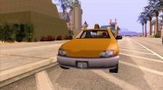 GTA 3 Taxi for GTA San Andreas miniature 3