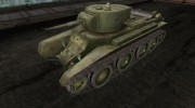 Шкурка для БТ-7 for World Of Tanks miniature 1