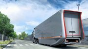 Mercedes Aerodynamic Trailer 1.2 for Euro Truck Simulator 2 miniature 5
