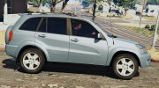 Toyota RAV 4 (XA20) for GTA 5 miniature 3