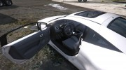 Mitsubishi Eclipse 2006 for GTA 5 miniature 8